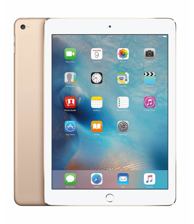 Apple iPad Air 2 Goud 16GB 4G