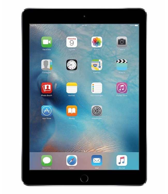 Apple iPad Air 2 Zwart 16gb 4G