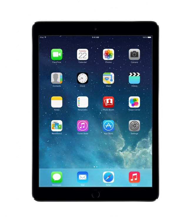 Apple iPad Air 1 Zwart 16GB 4G
