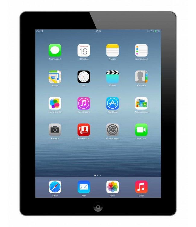 Apple iPad 3 Zwart 16GB 4G