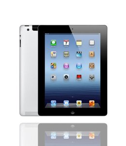 Apple iPad 4 Zwart 16GB WiFi