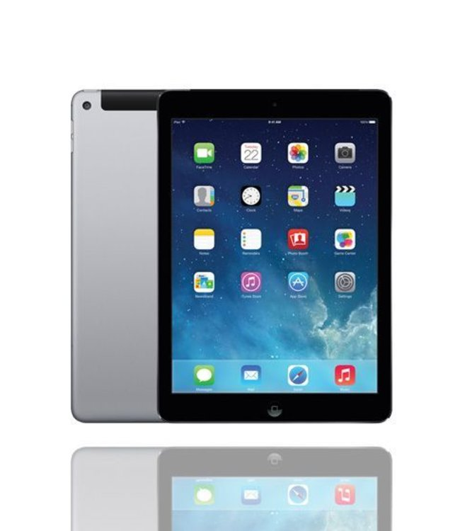 Apple iPad Air 1 Zwart  128gb 4G