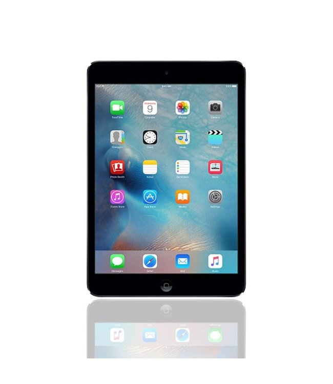 Apple iPad Mini  Zwart  32gb 4G