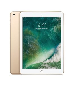 Apple iPad 2017  Goud  32gb Wifi