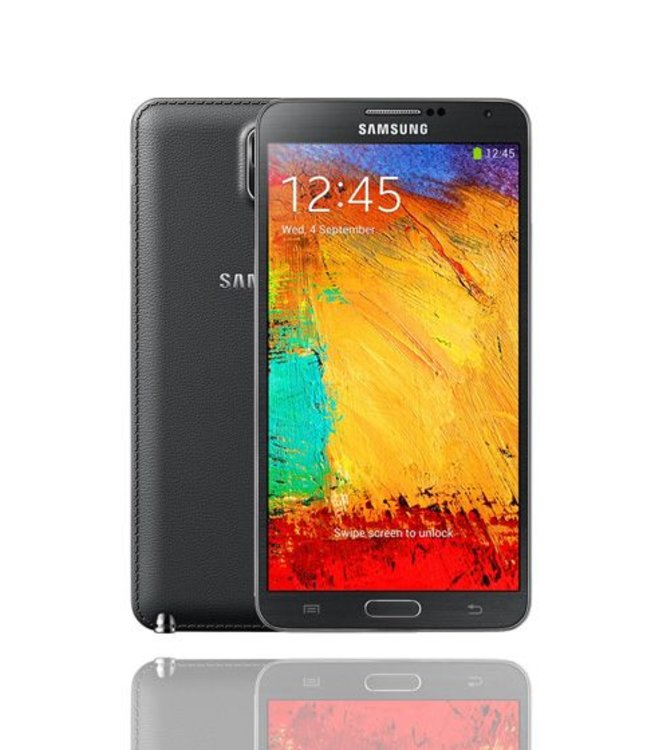 Samsung Galaxy Note 3 Zwart 32GB
