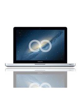 Apple MacBook Pro  Retin Zilver 8GB 13 inch