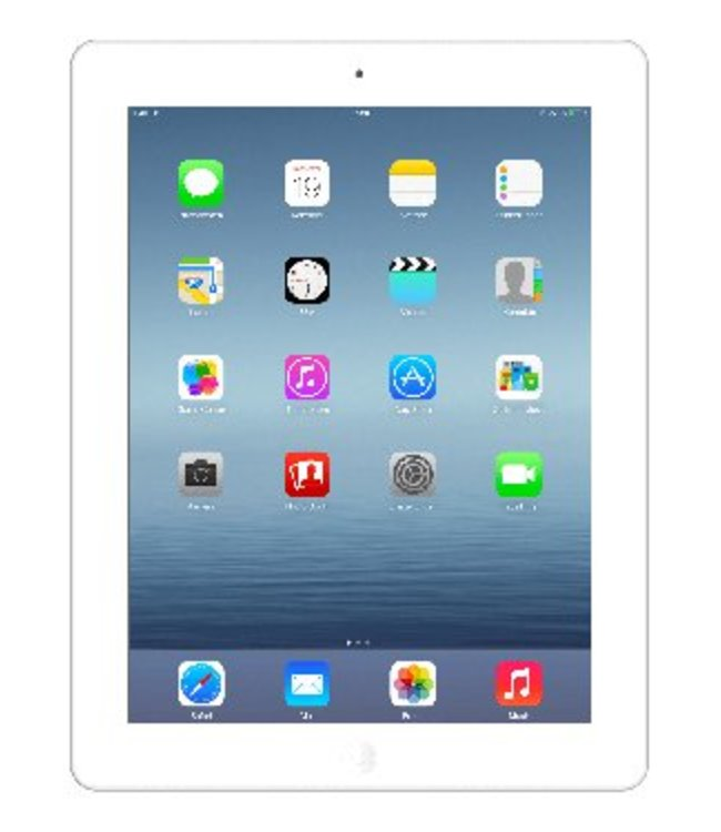 Apple iPad 3  Wit  32gb Wifi