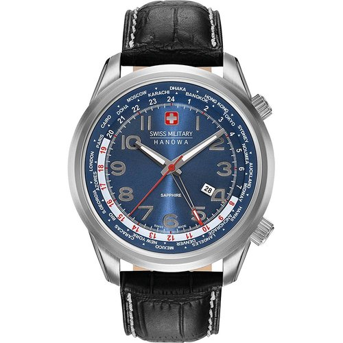 Swiss Military Hanowa 06-4293.04.003 Herenhorloge