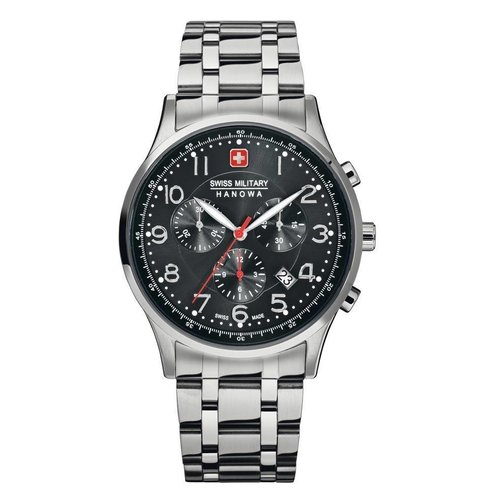 Swiss Military Hanowa 06-5187.04.007 Herenhorloge