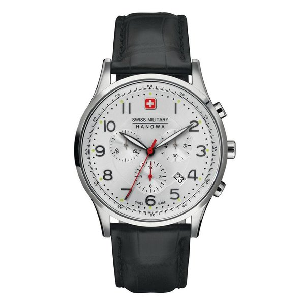 06-4187.04.001 Patriot Chrono Herenhorloge