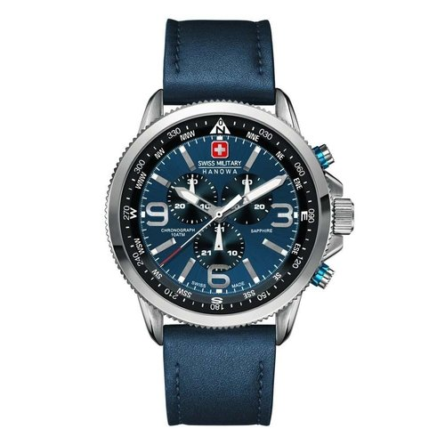 Swiss Military Hanowa 06-4224.04.003 Herenhorloge