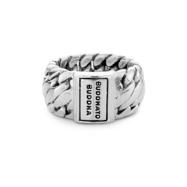 Ben zilveren ring (490)