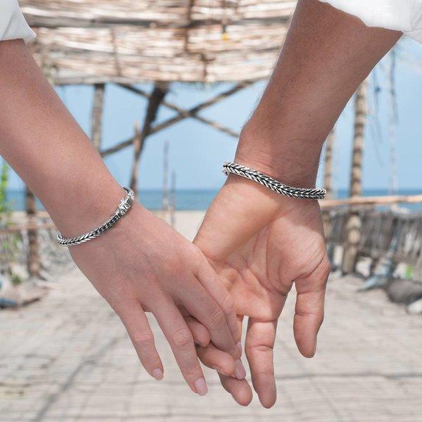 Barbara XS zilveren armband (J827)