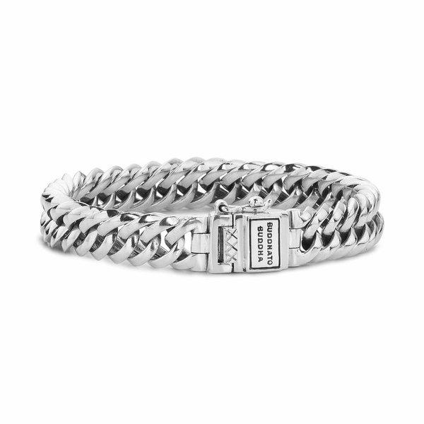 Chain XS zilveren armband (J080)
