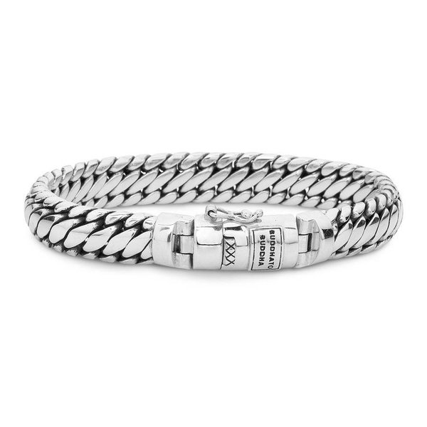 Ben XS zilveren armband (J070)