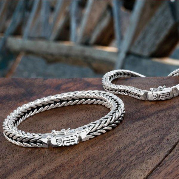 Barbara zilveren armband (827)