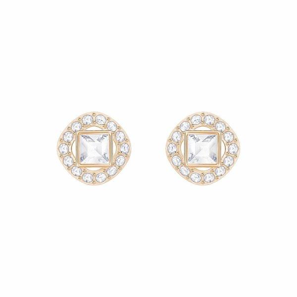 Angelic Square Oorbellen 5352049 - Rosegold