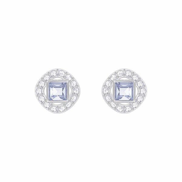 Angelic Square Oorbellen 5352048 - Silver/Blue