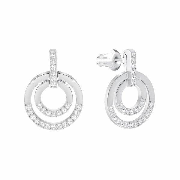 Circle Medium Oorbellen 5349203 - Silver