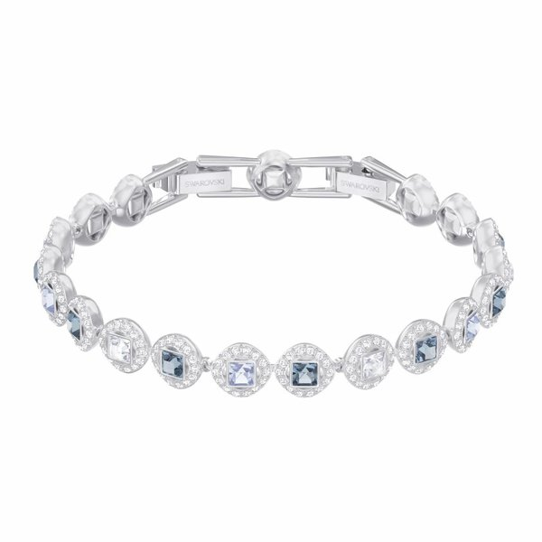 Angelic Square Armband 5289514 - Silver/Blue