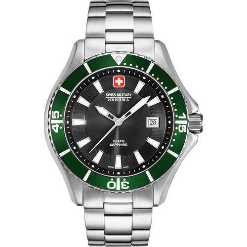 Swiss Military Hanowa 06-5296.04.007.06 Herenhorloge