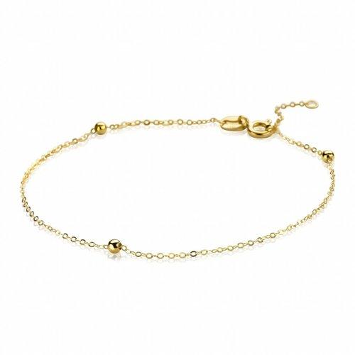 Zinzi Gold Geelgouden Armband ZGA170