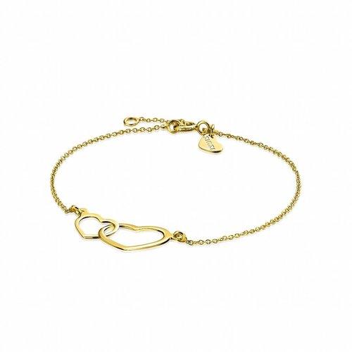 Zinzi Gold Geelgouden Armband ZGA114