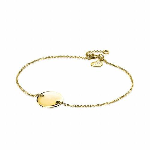 Zinzi Gold Geelgouden Armband ZGA111