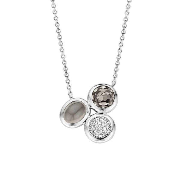 Zilveren ketting 3840DG/42