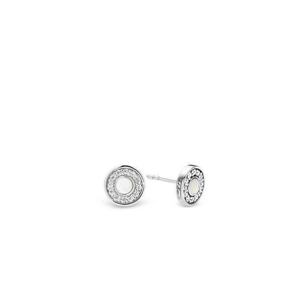 Zilveren oorbellen 7533MW