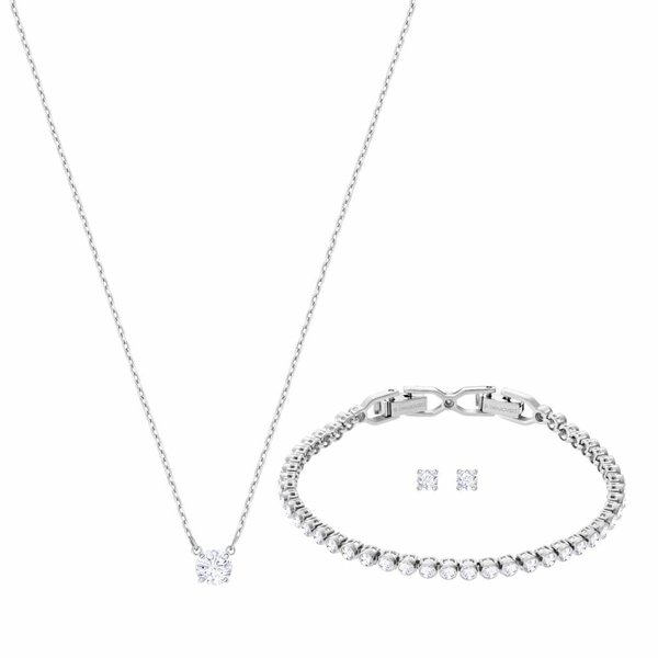 Attract Set Emily 5408443 - Silver