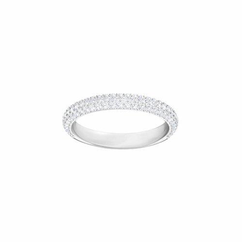 Swarovski Stone Ring - Silver