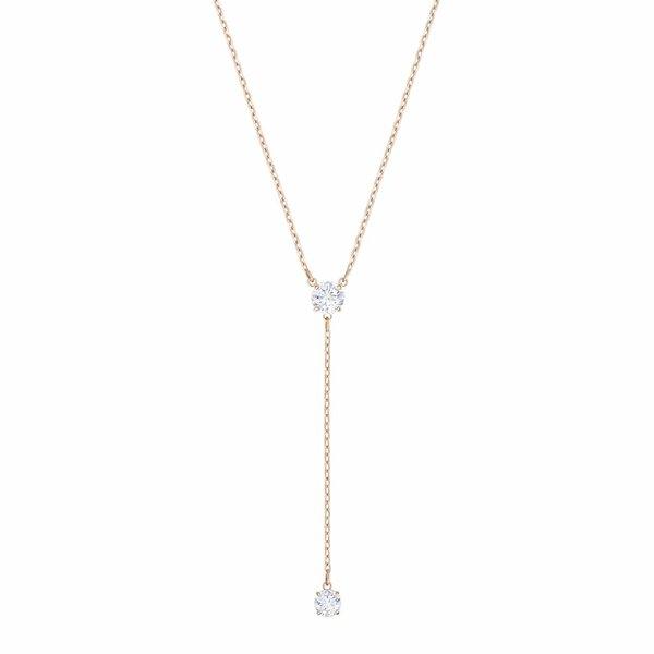 Attract Ketting Y 5408440 - Rosegold (30/45 cm)