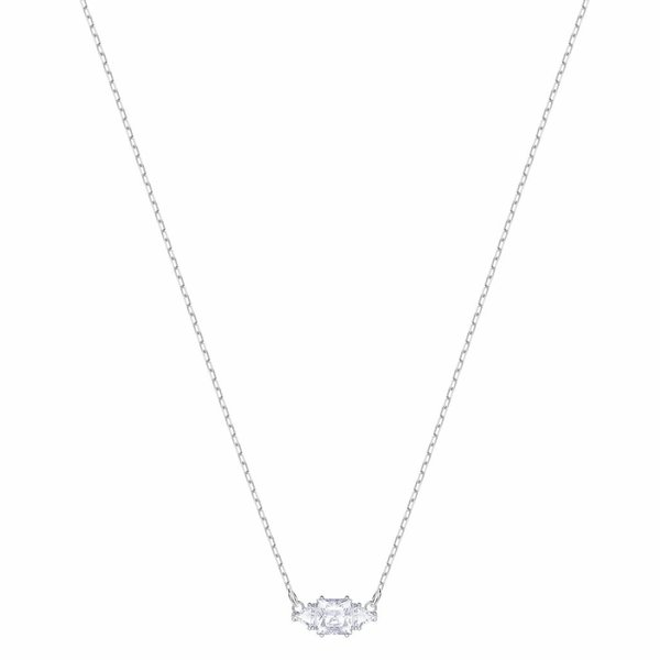 Attract Ketting Trilogy 5392924 - Silver (38 cm)
