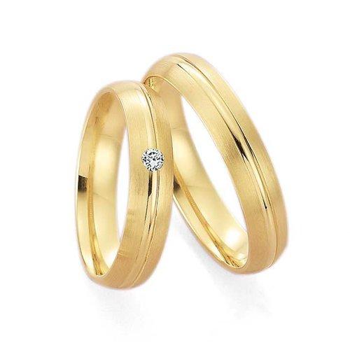 Gettmann Gouden trouwringen 8012