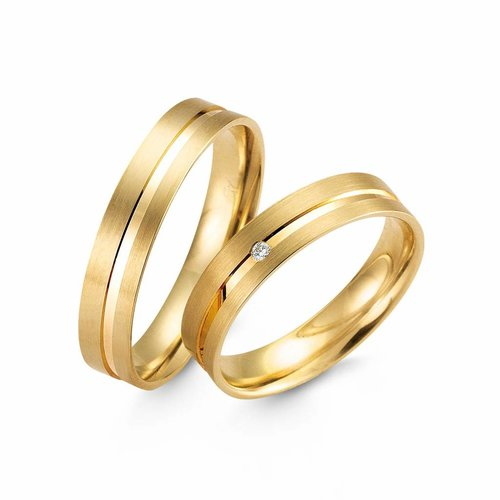 Gettmann Gouden trouwringen 8341