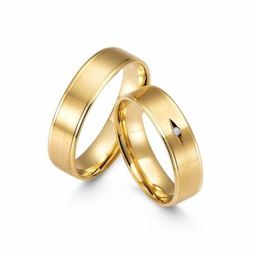 Gettmann Gouden trouwringen 8339