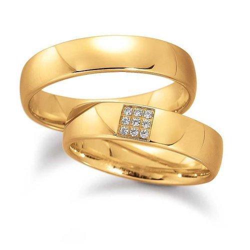 Gettmann Gouden trouwringen 8055