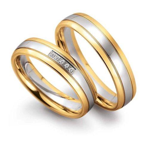 Gettmann Gouden trouwringen 8050