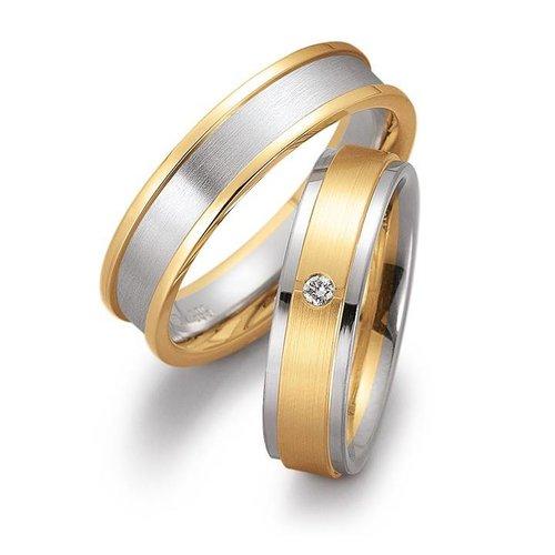 Gettmann Gouden trouwringen 8046/8047