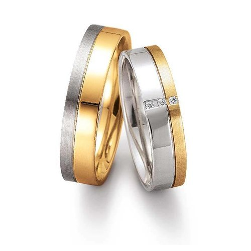 Gettmann Gouden trouwringen 8044/8045