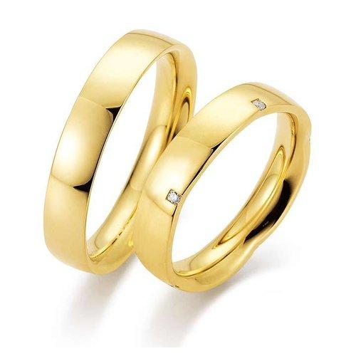 Gettmann Gouden trouwringen 8377