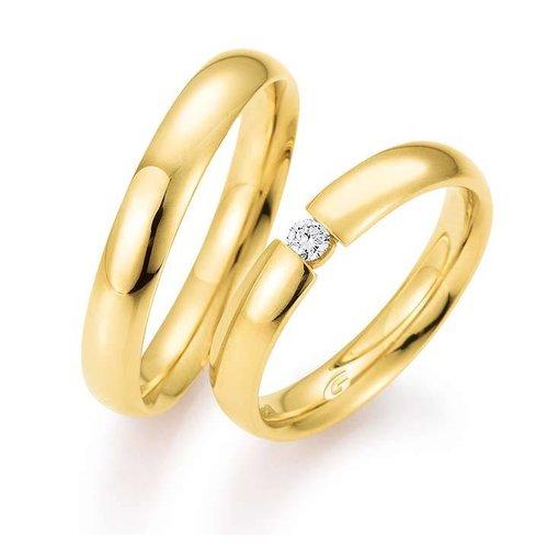 Gettmann Gouden trouwringen 8375