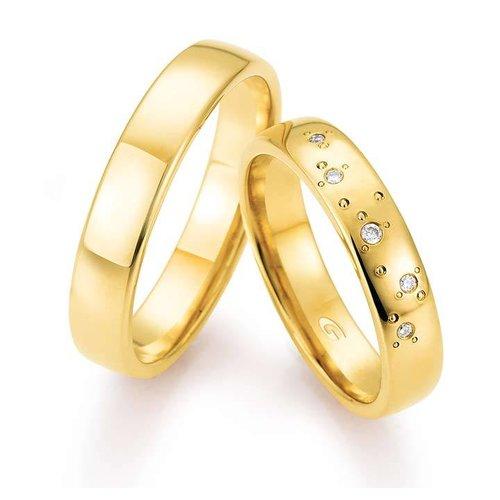 Gettmann Gouden trouwringen 8376