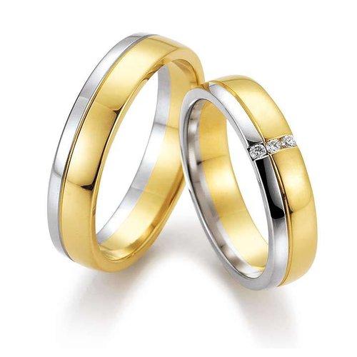 Gettmann Gouden trouwringen 8369