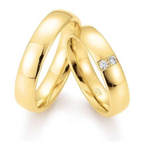 Gettmann Gouden trouwringen 8368