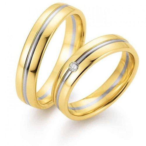 Gettmann Gouden trouwringen 8366