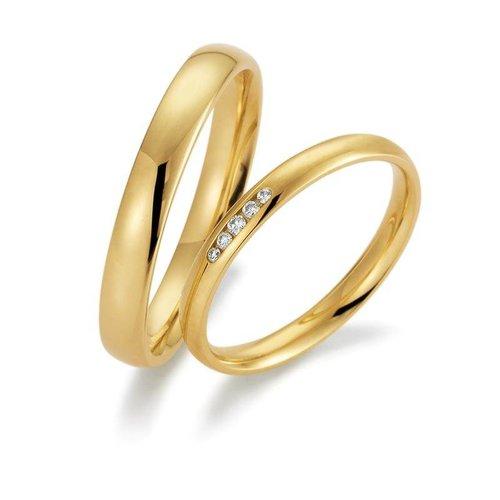 Gerstner Gouden trouwringen 28501