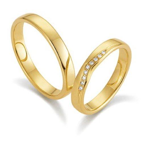 Gerstner Gouden trouwringen 28502