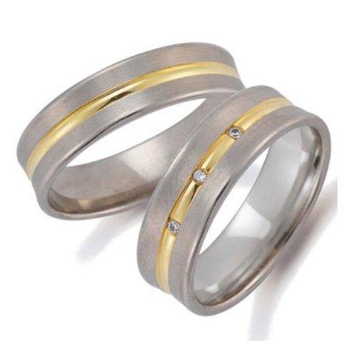 Gerstner Gouden trouwringen 20906